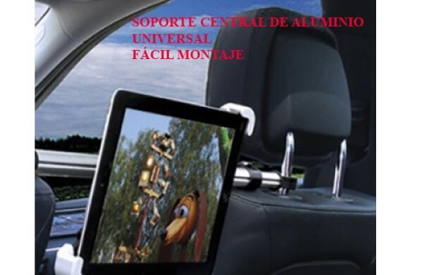 Soporte universal de tablets para coche