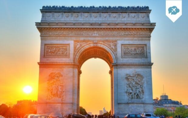 París 4 días por 309€