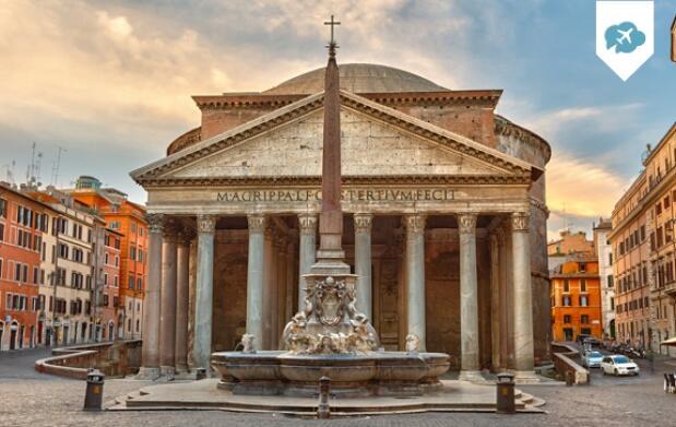 Escapada de 4 días a Roma