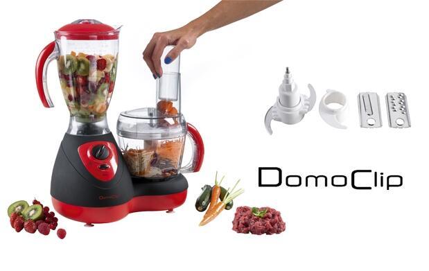 Robot de Cocina y Licuadora DomoClip