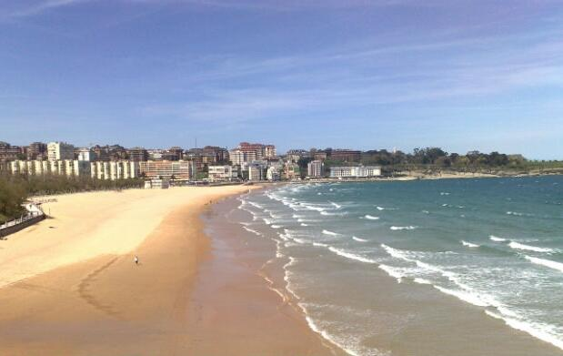 Domingo 7 en la playa: Santander