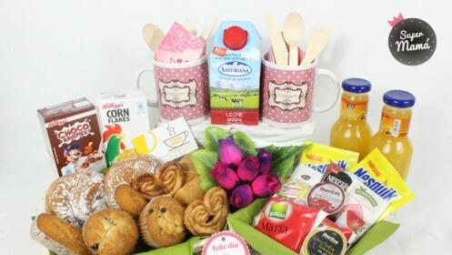 Desayuno Delux para el Día de la Madre