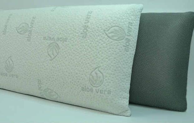 Pack de 2 almohadas viscoelásticas