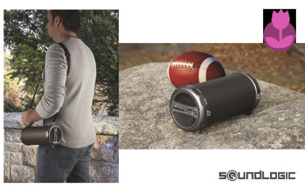 Altavoz Bluetooth Soundlogic outdoor