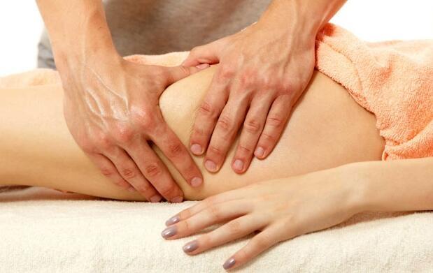 4 masajes anticelulíticos o circulatorios