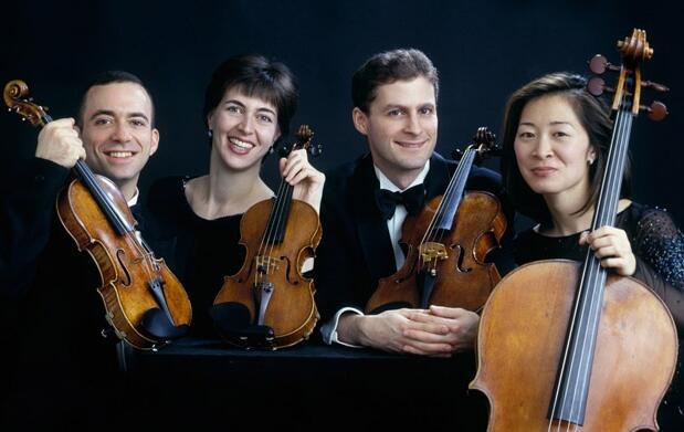 Mozart y Brahms con el Cuarteto Brentano