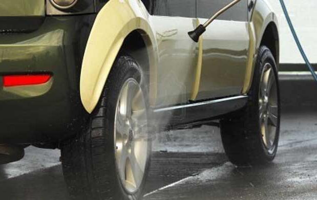 Lavado manual completo de tu vehículo