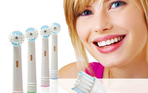 Pack de 8 recambios compatibles Oral B