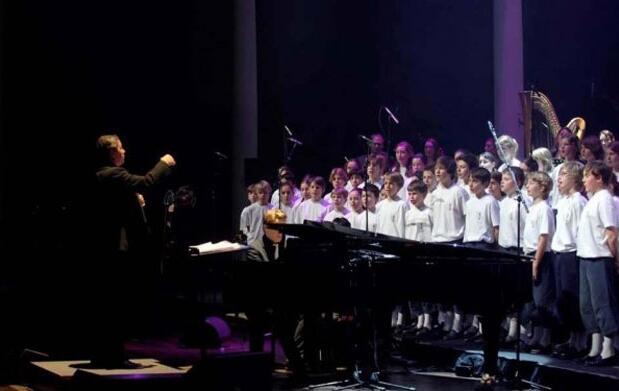 Concierto de Los Chicos del Coro
