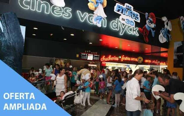 Ven al cine con tu hijo: peli + palomitas