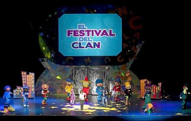 Festival Clan Ven a mi cumple