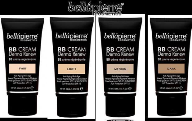 BB Crema Derma Renew Bellápierre