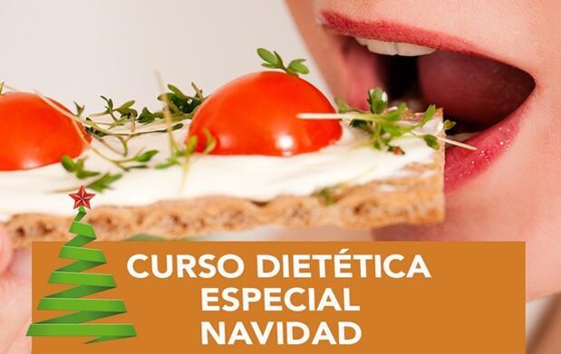 Cursos online de Nutrición y Dietética