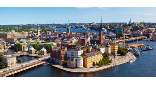 Viaja a Estocolmo en el Puente del Pilar