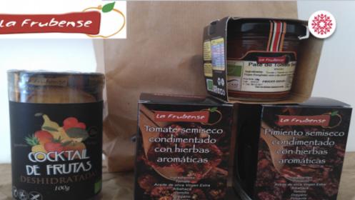 Pack Gourmet de productos Ecológicos