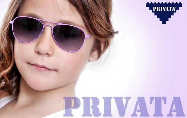 Gafas de sol Privata polarizadas, niños