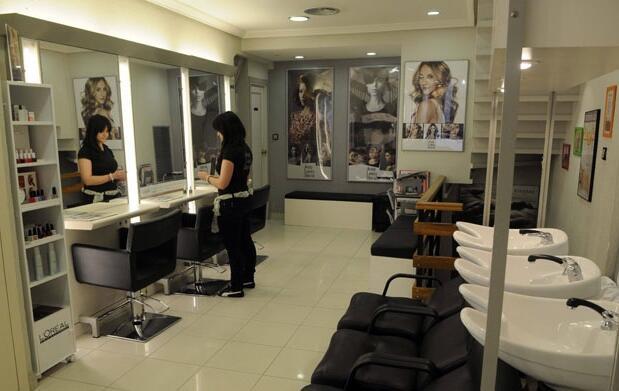 Corte, peinado y tratamiento de Keratina