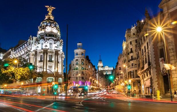Circuito Madrid y Alrededores