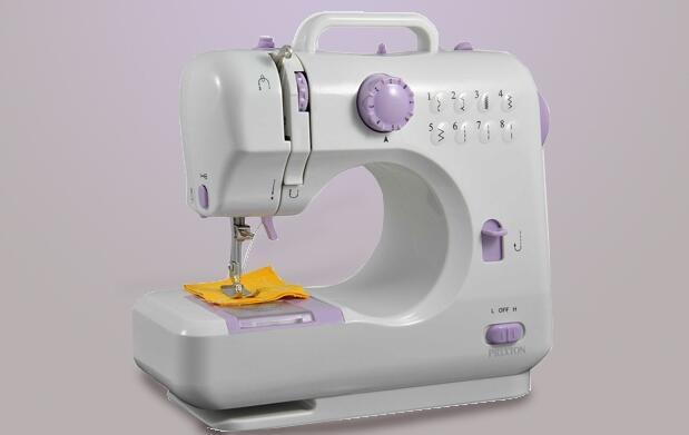 Máquina de coser ¡fácil y manejable!