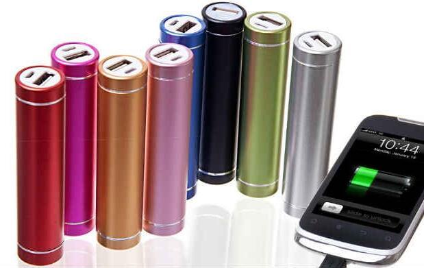 Minibatería de bolsillo para móviles