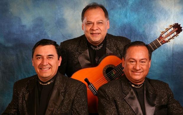 Los Panchos y Francisco, en concierto