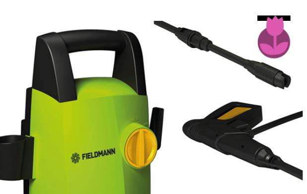 Hidrolimpiadora a presión Fieldmann