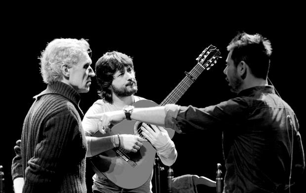 El concierto más íntimo de Miguel Poveda