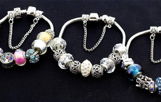 Brazalete Treasure Made with Swarovski Elements