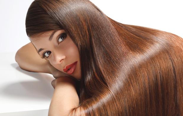 Corte, peinado y tratamiento de arginina