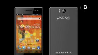 Smartphone Primux Sigma 5 ´´