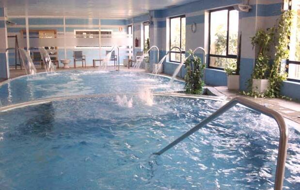 Relax en Doña Brígida: menú+spa+piscina