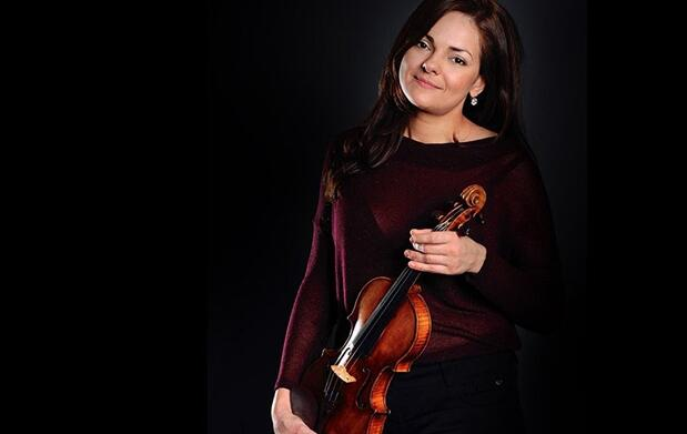 Vive el violín de Tatiana Samouil