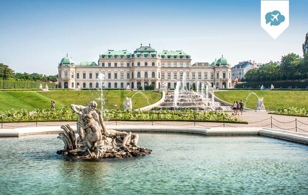 Escapada 5 días a Viena