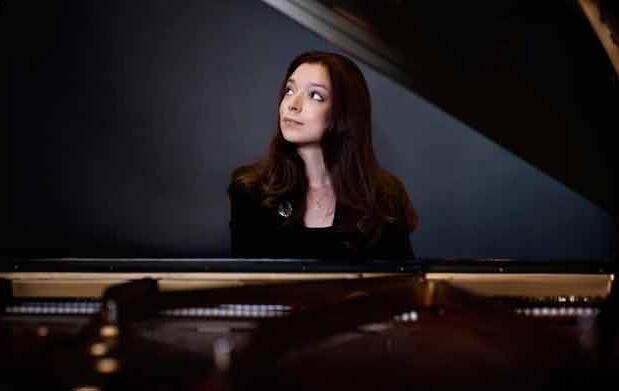 Concierto de la pianista Yulianna Avdeeva