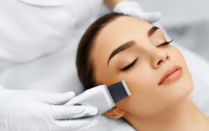Tratamiento facial intensivo con peeling ultrasónico