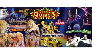 Entradas Preferente para el Circo Quirós
