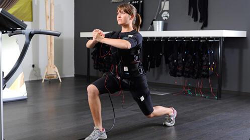 2 o 5 sesiones de electroestimulación muscular