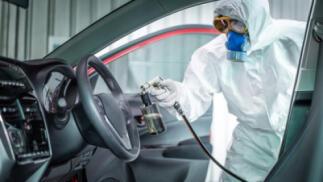 Desinfección integral de tu vehículo con Ozono contra bacterias y virus