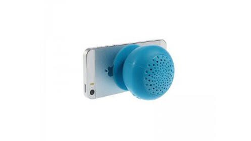 Altavoz Ventosa Bluetooth impermeable