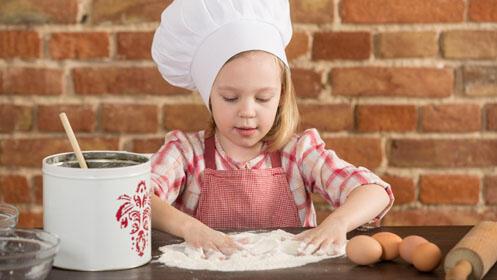 Taller infantil de galletas artesanas