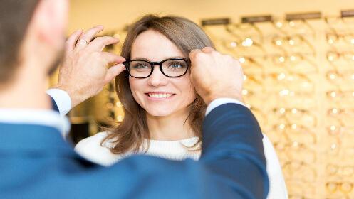Tus gafas graduadas ¡por sólo 29 €!