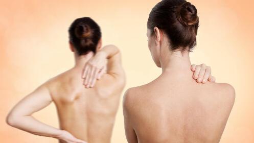 Oferta de fisioterapia: descontracturante u ondas de choque