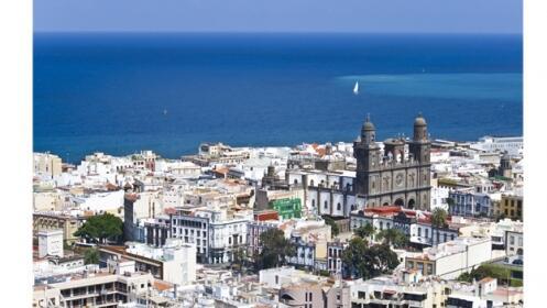 Disfruta del calor en Gran Canaria