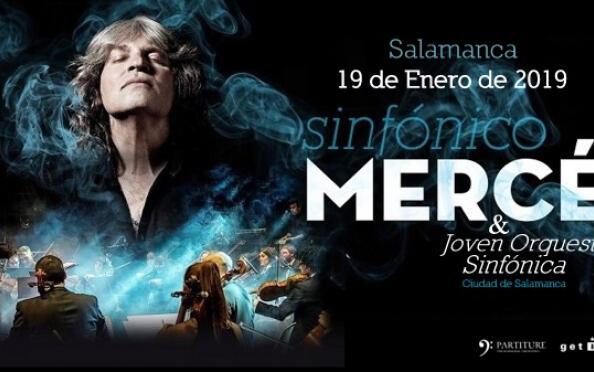 """Entradas para el concierto de José Mercé """"Sinfónico"""""""