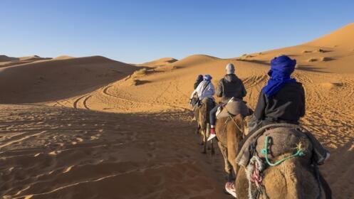 6 noches en Marrakech y Casa Blanca con Vuelos, Hotel y Desayuno