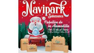 Navipark: Diversión en La Alamedilla