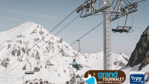¡Ven a descubrir la estación de TORMALET dónde se vive el esquí a lo grande!