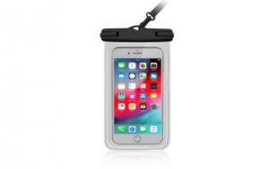 Pack 2 fundas impermeables para smartphone