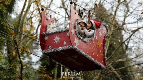 Vive la magia de la Navidad en Perlim