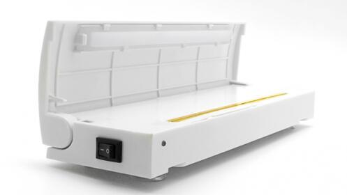 Selladora térmica para cierre de bolsas de plástico